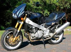 Photo of a 1998 Laverda 750 Ghost Strike
