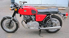 Photo of a 1970 Laverda 750 GT