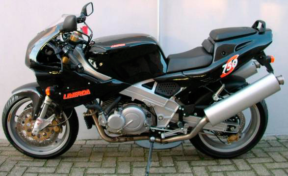 1997 Laverda 750 S