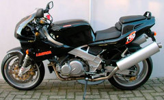 Photo of a 1997 Laverda 750 S