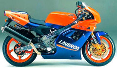 Photo of a 1998 Laverda 750 S Formula