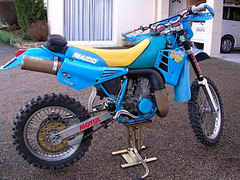 Photo of a 1986 Maico GME 250