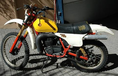 Photo of a 1980 Montesa 125 H6