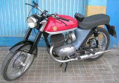 Photo of a 1967 Montesa 175 Impala Sport