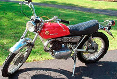 1973 Montesa 250 King Scorpion