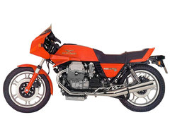 Photo of a 1982 Moto Guzzi 850 Le Mans III