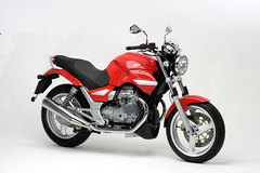Photo of a 2008 Moto Guzzi Breva 750