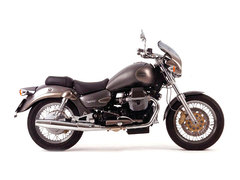 Photo of a 2005 Moto Guzzi California Titanium