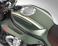 Photo of a 2009 Moto Guzzi Griso 1200 8v