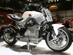 Photo of a 2010 Moto Guzzi V12 Strada Concept