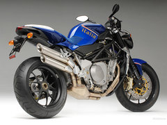 Photo of a 2007 MV Agusta 910 R Brutale Italia