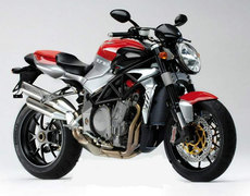 Photo of a 2009 MV Agusta Brutale 1078 RR