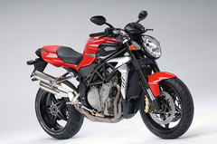 Photo of a 2008 MV Agusta Brutale 989 R