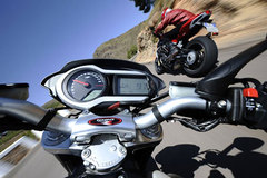 Photo of a 2010 MV Agusta Brutale 990R