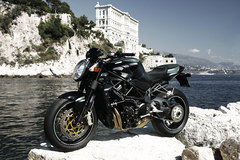 Photo of a 2008 MV Agusta Brutale Wally