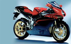 Photo of a 2005 MV Agusta F4 1000 MT Tamburini
