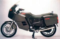 Photo of a 1989 Norton Commander