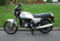 Photo of a 1990 Norton Norton water-cooled Classic