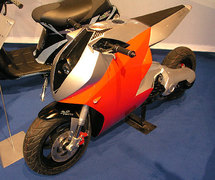 Photo of a 2003 Piaggio Typhoon Naja