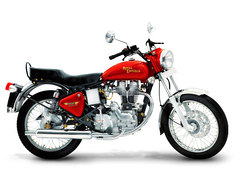 Photo of a 2008 Royal Enfield Bullet 500 Electra