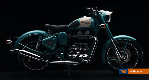 The 2010 Royal Enfield Bullett C5 Classic