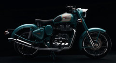 Photo of a 2010 Royal Enfield Bullet C5 Classic EFI