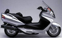 2003 Suzuki AN 650 ABS (Burgman)