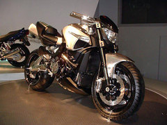Photo of a 2000 Suzuki B King Concept