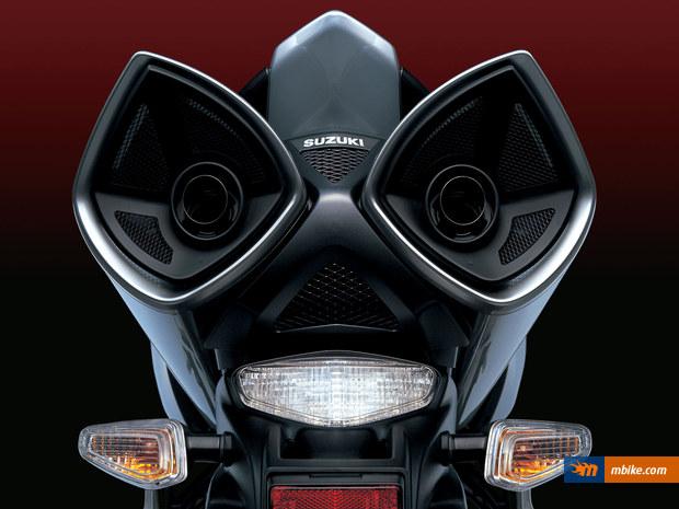 2009 Suzuki B-King ABS