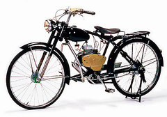 Photo of a 1953 Suzuki Diamand Free DF1
