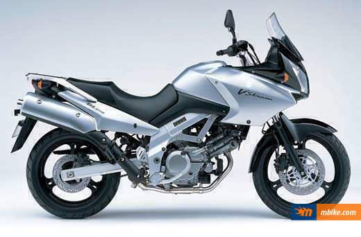 2007 Suzuki DL 650 (V-Strom)