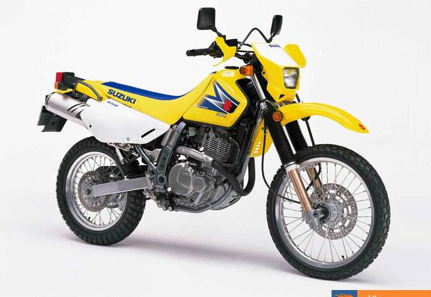 2006 Suzuki DR 650 SE