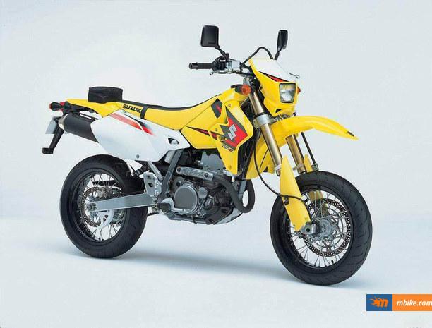 2005 Suzuki DR-Z 400 SM