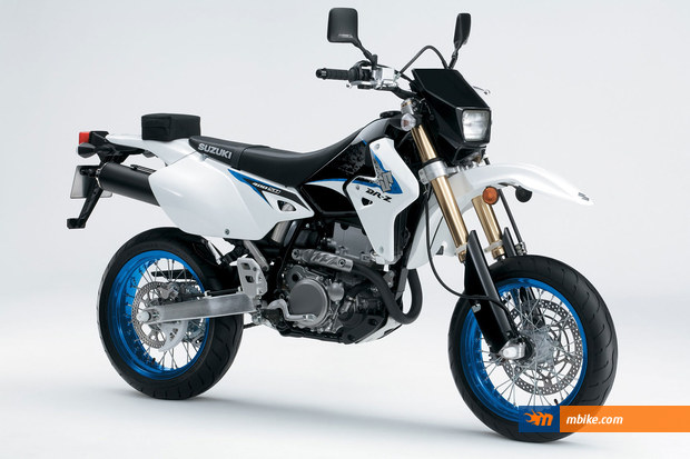 2010 Suzuki DR-Z 400 SM