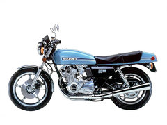 Photo of a 1978 Suzuki GS 1000