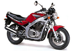 Photo of a 2005 Suzuki GS 500