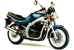 Photo of a 1997 Suzuki GS 500 E