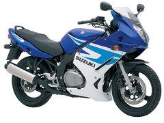 2005 Suzuki GS 500 F