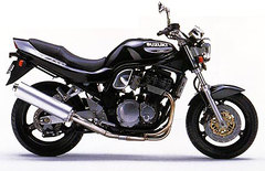 Photo of a 1996 Suzuki GSF 1200