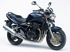 Photo of a 2001 Suzuki GSF 1200