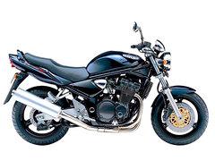 Photo of a 2002 Suzuki GSF 1200