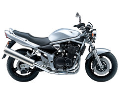 Photo of a 2005 Suzuki GSF 1200