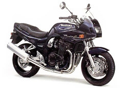 Photo of a 1997 Suzuki GSF 1200 S