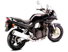 Photo of a 1998 Suzuki GSF 1200 S