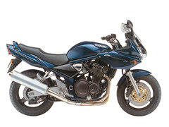 Photo of a 2001 Suzuki GSF 1200 S