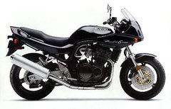 Photo of a 2002 Suzuki GSF 1200 S