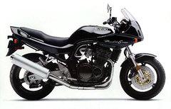 2002 Suzuki GSF 1200 S (Bandit)