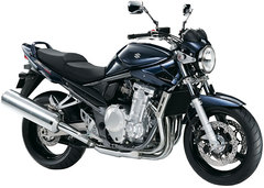 Photo of a 2008 Suzuki GSF 1250