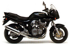Photo of a 1997 Suzuki GSF 600 S