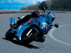 Photo of a 2008 Suzuki GSF 650 F